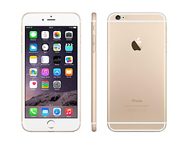 APPLE IPHONE 6 PLUS 16GB GOLD SIM FREE UNLOCKED MOBILE PHONE - GRADE A Phones