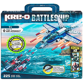 Kre-O Air Assault Figurines and Sets