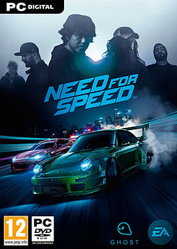 Need For Speed PC Downloads Cover Art