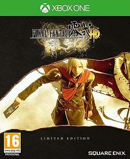 Final Fantasy Type-0 Hd (inc. Final Fantasy Xv Demo) Steelbook Edition Xbox One En Eu Pegi XBOX ONE