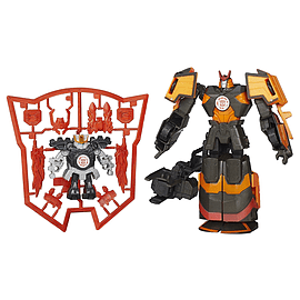 Transformers Minicon Drift with Jetstorm Figurines and Sets