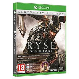 Ryse Legendary Xbox One English Emea Pal Blu-ray Goty XBOX ONE