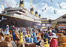 King Titanic Jigsaw Puzzle (1000 Pieces) screen shot 1