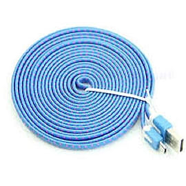 3M FLAT BRAIDED BLUE Mobile phones