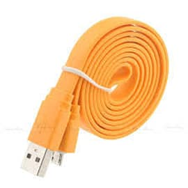 3.0 MICRO USB 1M ORANGE Mobile phones
