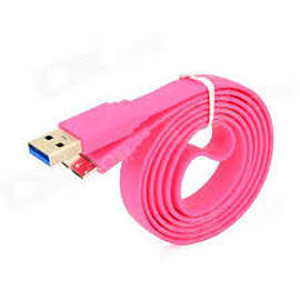 3.0 MICRO USB 1M PINK Mobile phones