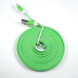 3M FLAT FOR SAMSUNG - GREEN Mobile phones