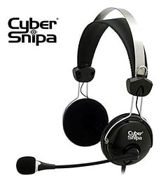 Cyber Snipa Sonar 2.0 Headset Multi Format and Universal