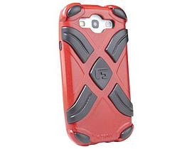 G-form Xtreme Samsung Galaxy S3 Case, Red/black Rpt (ephs00106be) Mobile phones
