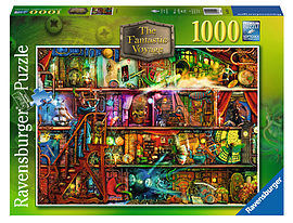 The Fantastic Voyage 1000pc Traditional Games
