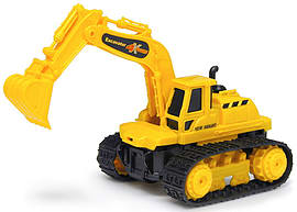 New Bright Wheels 4x4 Fours Construction - EXCAVATOR Scaled Models