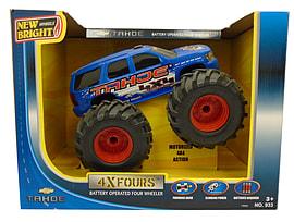 New Bright Gunem Racers (BLUE) Scaled Models