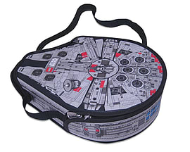 Star Wars Millenium Falcon LEGO Carrying Case (Large) Blocks and Bricks