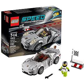 Lego Speed Champions 75910: Porsche 918 Spyder Blocks and Bricks