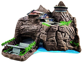 Thunderbirds Interactive Tracy Island Playset Figurines and Sets