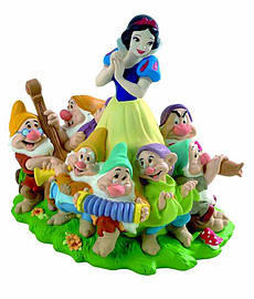 Money Bank Snow White Figurines and Sets