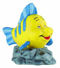 Flounder Figurines and Sets