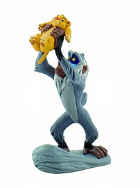 Rafiki with Simba Figurines and Sets