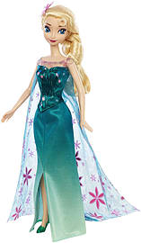 Disney Frozen Fever Birthday Party Elsa Doll Figurines and Sets