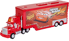 Disney Pixar Cars Core System Mack Transporter Figurines and Sets