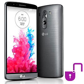 LG G3 16GB Black Unlocked (Grade A) Electronics