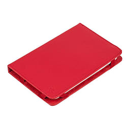 Rivacase 3202 Polyurethane Universal Tablet Case With Stand For 7 Inch Devices, Red (6908212032021) PC
