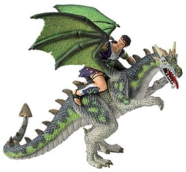 Dragon Rider Figurines and Sets