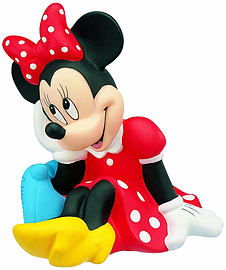 Money Bank Minnie Figurines and Sets