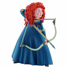 Merida Sneaking Figurines and Sets