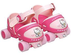 Hello Kitty Adjustable Evolutive Quad Skate (22-30cm) Ohky01 Pre School Toys