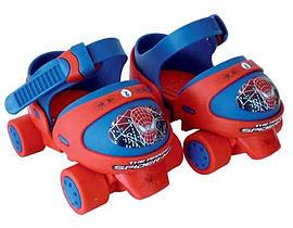 The Amazing Spider-man Adjustable Evolutive Kids Quad Skates (22 - 30) (ospi001) Pre School Toys