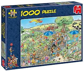 Jan Van Haasteren The March Puzzle (1000 Pieces) Traditional Games