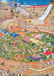 Jan Van Haasteren The Olympics Puzzle (1000 Pieces) screen shot 1