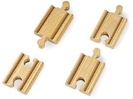 BRIO Rail Mini Straight Tracks Pre School Toys