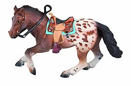 Appaloosa Stallion Pre School Toys