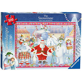 The Snowman XXL100 Traditional Games