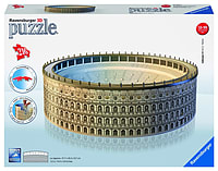 Colosseum Building 3D Puzzle 216pc screen shot 1