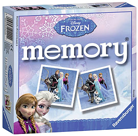 Disney Frozen Mini Memory Game Traditional Games