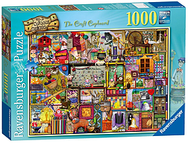 Colin Thompson The Craft Cupboard 1000pc Jigsaw Traditional Games