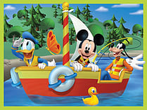 Mickey Mouse Clubhouse 4 in a Box Jigsaw screen shot 2