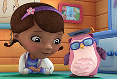 McStuffins Trio Puzzle screen shot 1