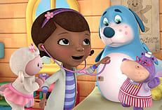 McStuffins Trio Puzzle screen shot 2