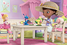 McStuffins Trio Puzzle screen shot 3