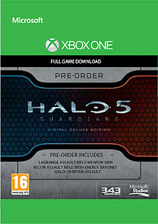 Halo 5 Guardians Digital Deluxe Edition - Pre-Purchase Xbox Live