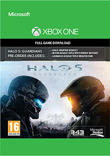 Halo 5 Guardians Pre-Purchase Xbox Live