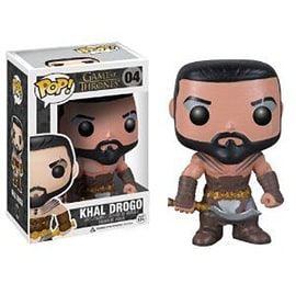 KHAL DROGO FIGURE Figurines and Sets
