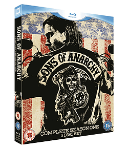 Sons of Anarchy: Complete Season 1 Blu-ray