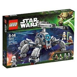 Lego Star Wars : Umbaran MHC ( Mobile Heavy Cannon ) Blocks and Bricks