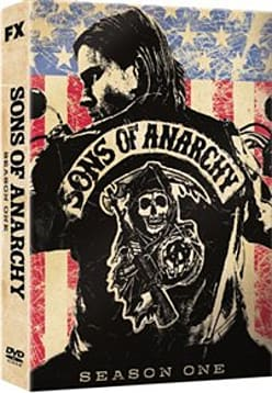 Sons of Anarchy - Season 1 [2008] (2010) DVD
