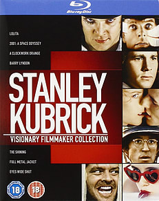 Stanley Kubrick Collection Blu-ray